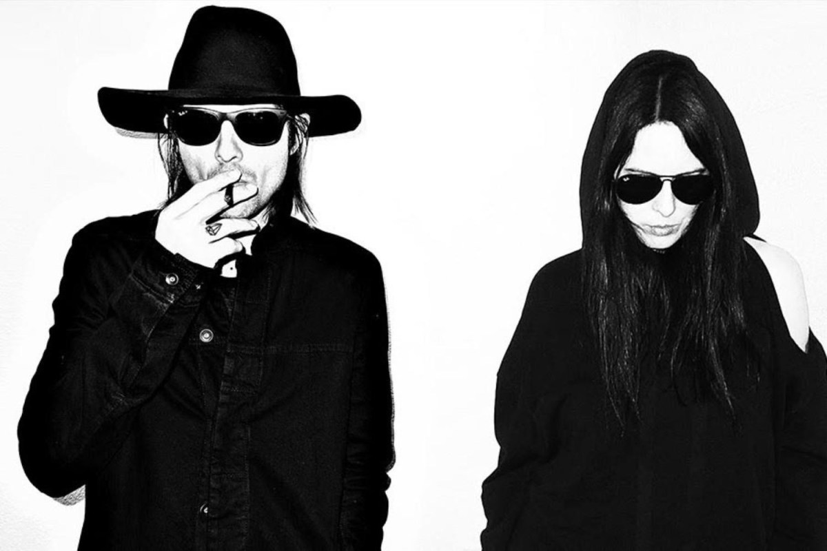 Cold Cave; Credit: Amy Lee