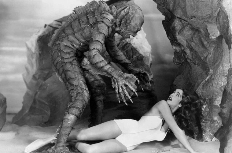 Creature From the Black Lagoon; Credit: Universal