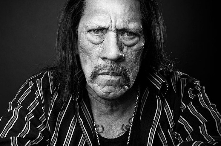 Actor/badass Danny Trejo hosts Tatuaje this Saturday; Credit: Photo by Kevin Scanlon