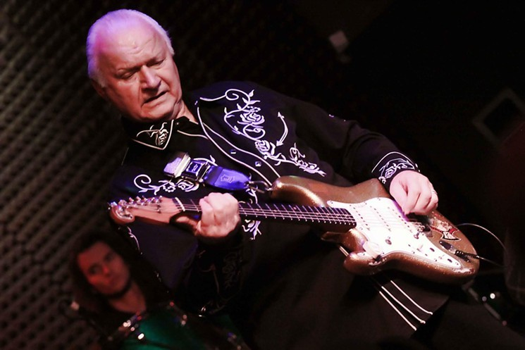 Dick Dale; Credit: Courtesy of the artist