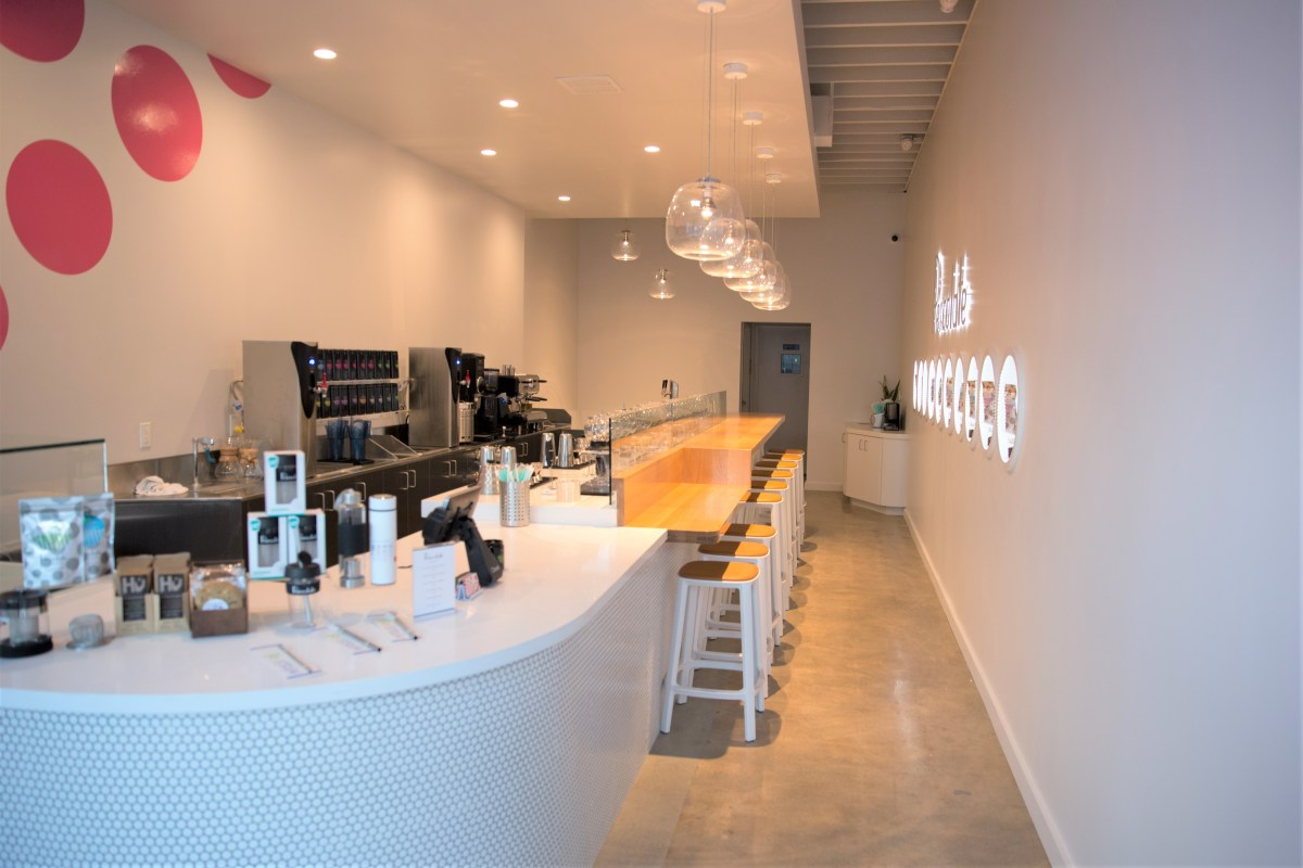 Inside Percolate on Melrose; Credit: Percolate