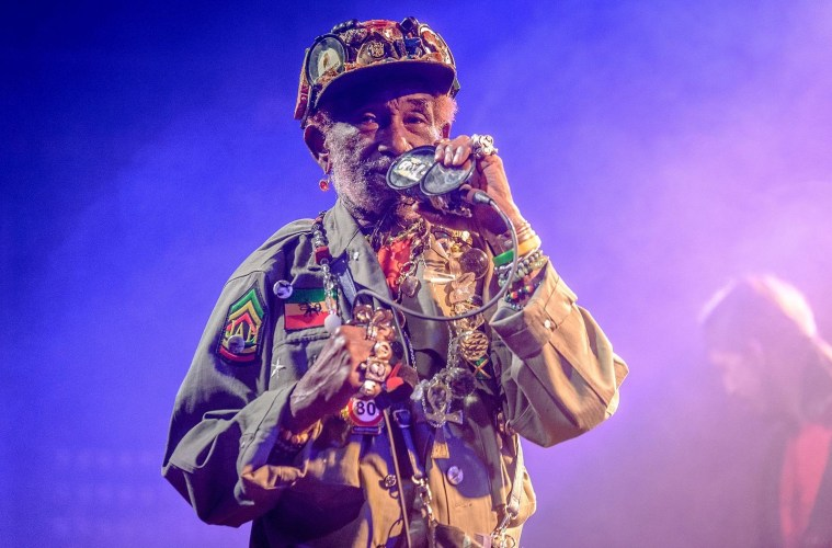 Lee Scratch Perry; Credit: PitPony.Photography/Wikicommons