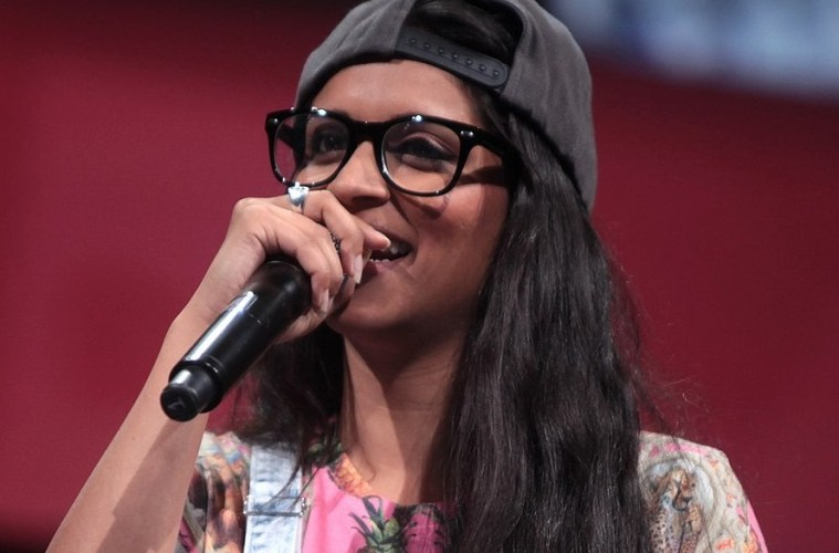 Lilly Singh; Credit: Gage Skidmore/Wikicommons