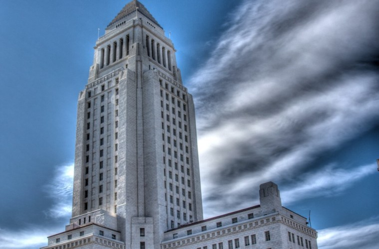 City Hall; Credit: Channone Arif/Flickr