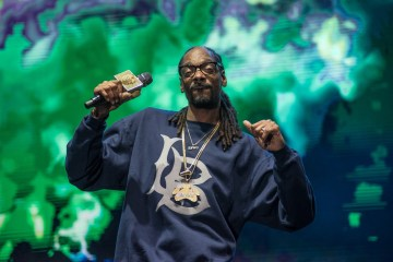 Snoop Dogg and Tha Dogg Pound