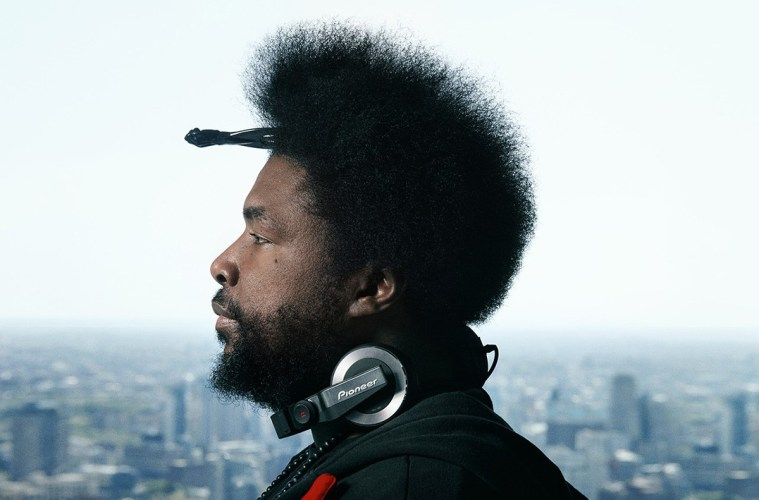 Questlove; Credit: Deirdre O'Callaghan