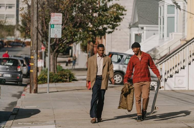The Last Black Man in San Francisco; Credit: A24
