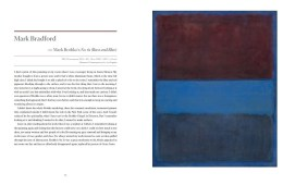 It Speaks to Me: Mark Bradford / Mark Rothko; Credit: Courtesy of the author