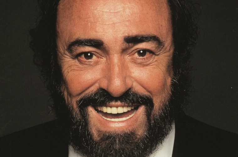 Pavarotti; Credit: CBS Films