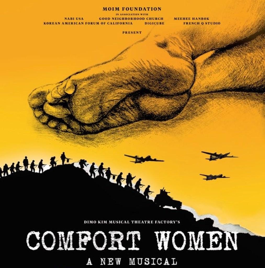 Comfort Women : A New Musical LA