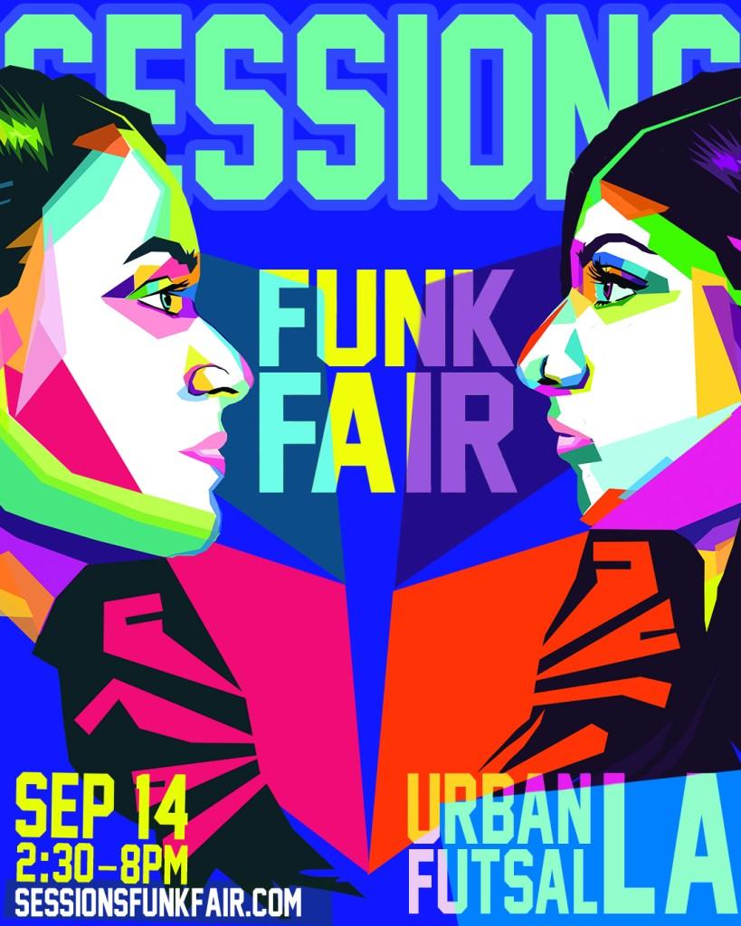 Sessions #FunkFair