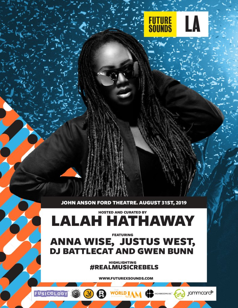 Future x Sounds LA: Hosted & curated by Lalah Hathaway