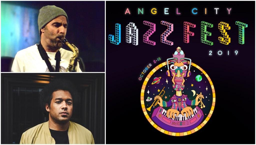 Angel City Jazz Fest: David Binney's Future Philosophy + Makaya McCraven