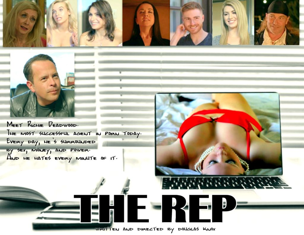 """Premiere Screening of Comedy Pilot """"The Rep"""""""