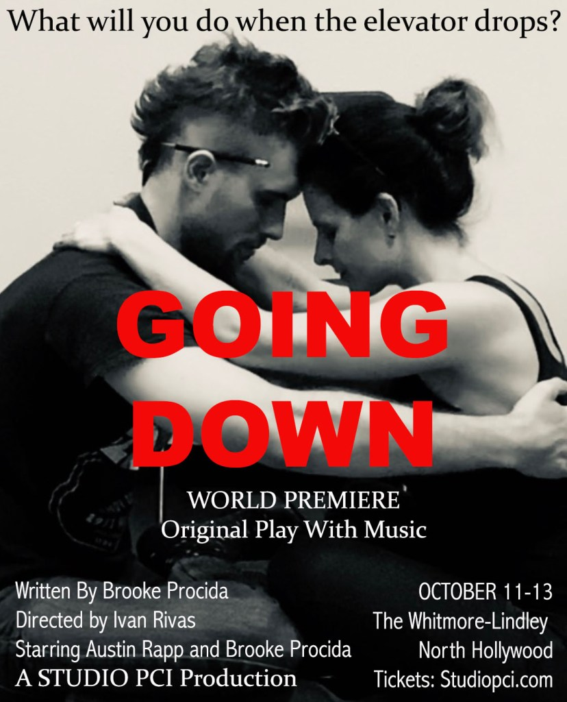 Going Down: A play with music