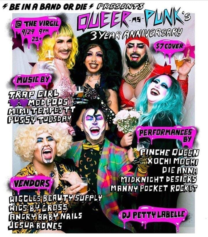 Queer as Punk