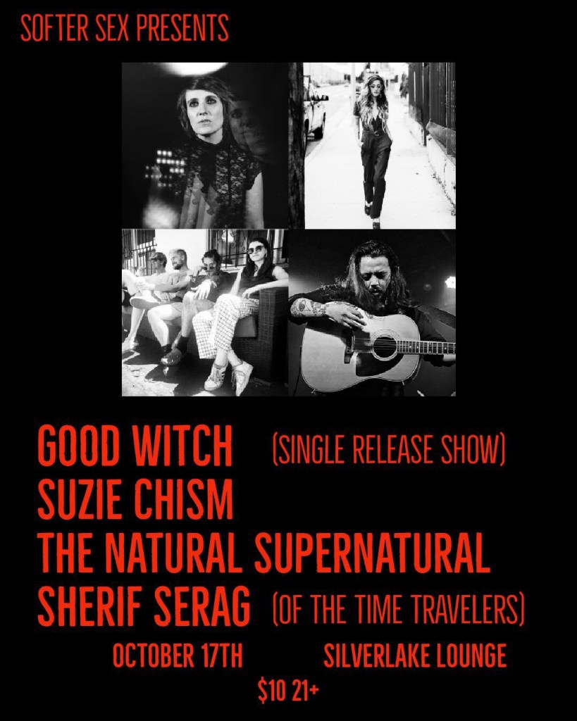 Good Witch, Suzie Chism, The Natural Supernatural, Sherif Serag