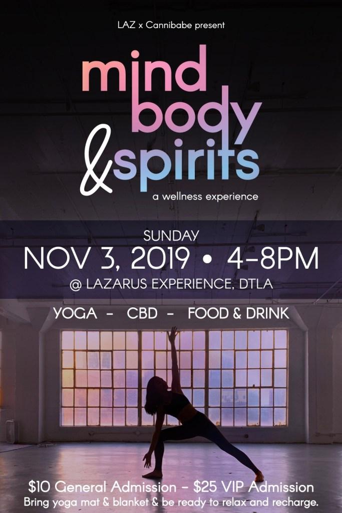 Mind Body & Spirits: A Wellness Experience