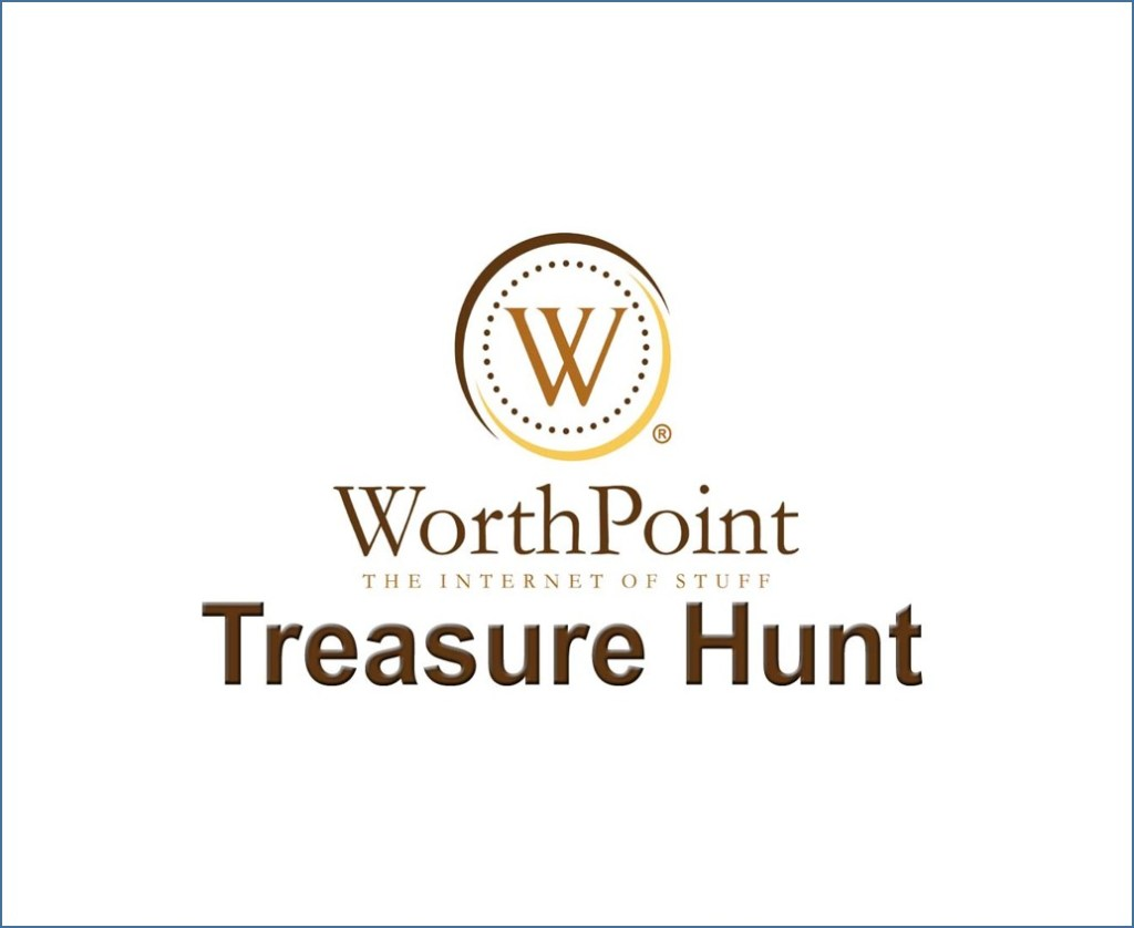 WorthPoint Treasure Hunt