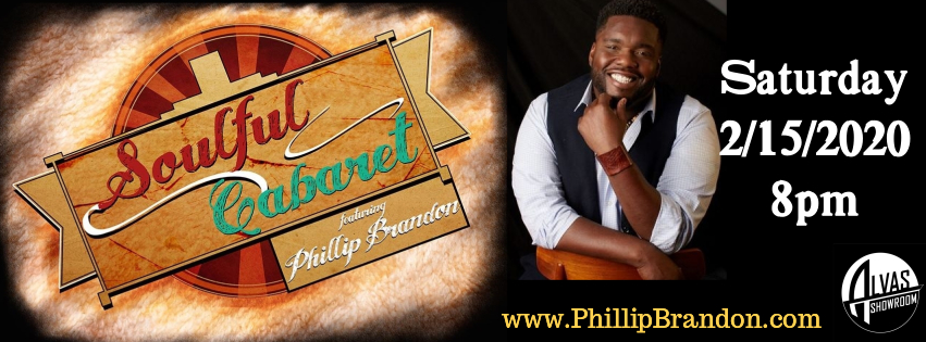 Soulful Cabaret feat. Phillip Brandon