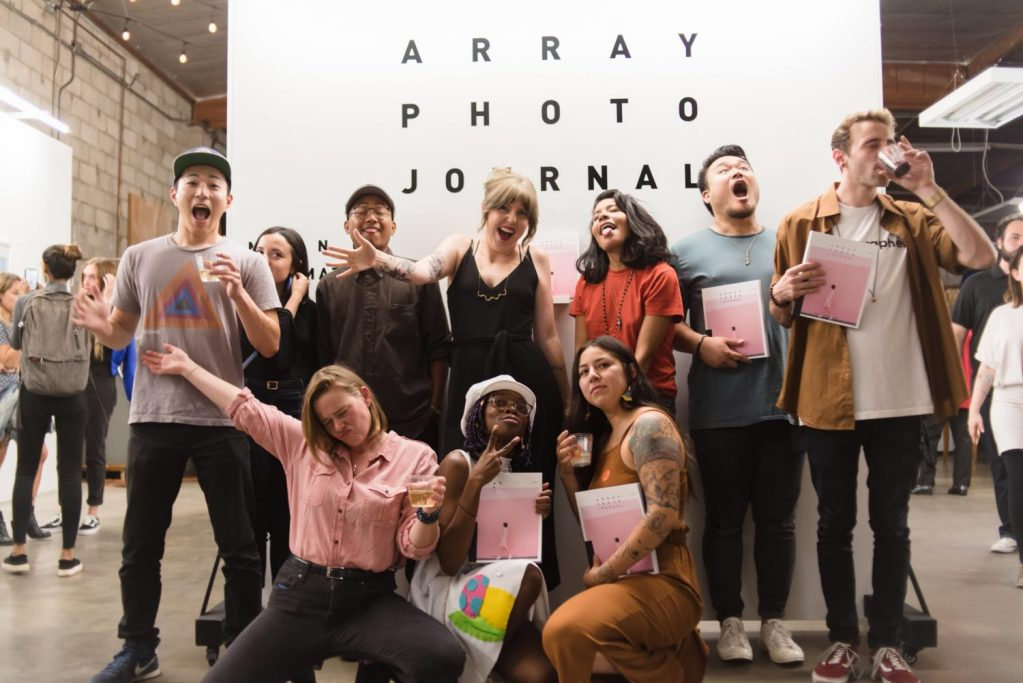 Array Vol.4 Exhibition and Launch Party
