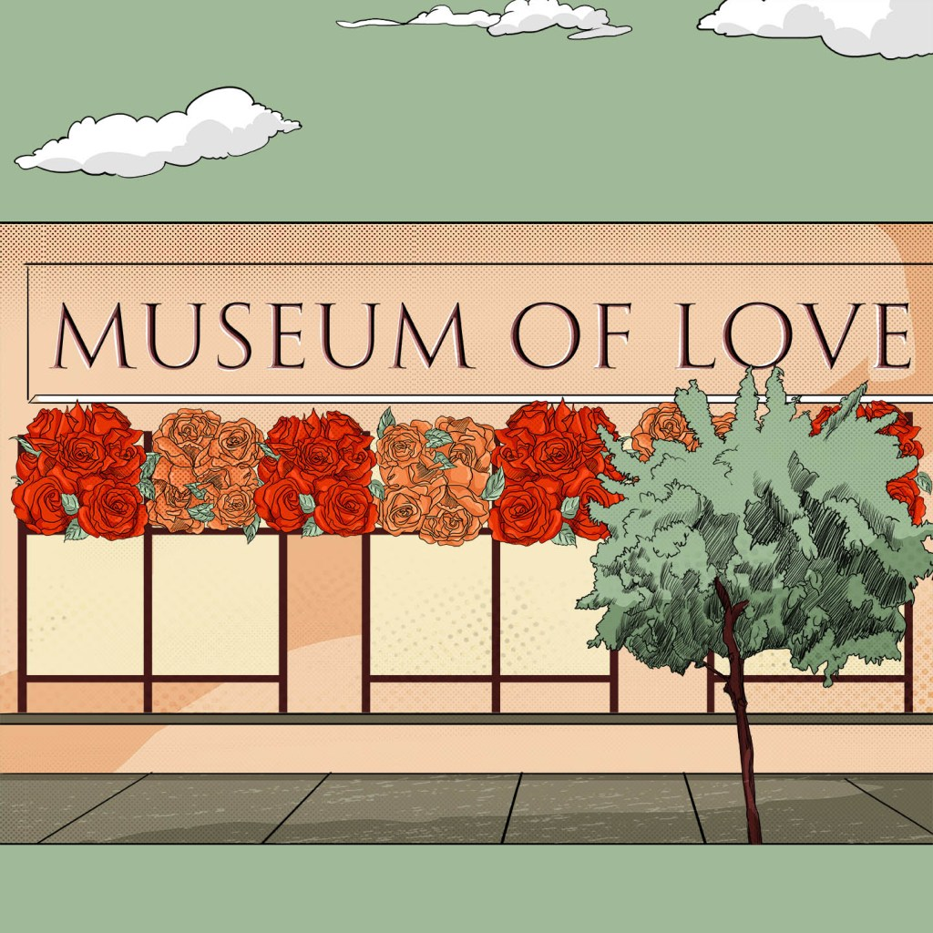 The Los Angeles Museum of Love