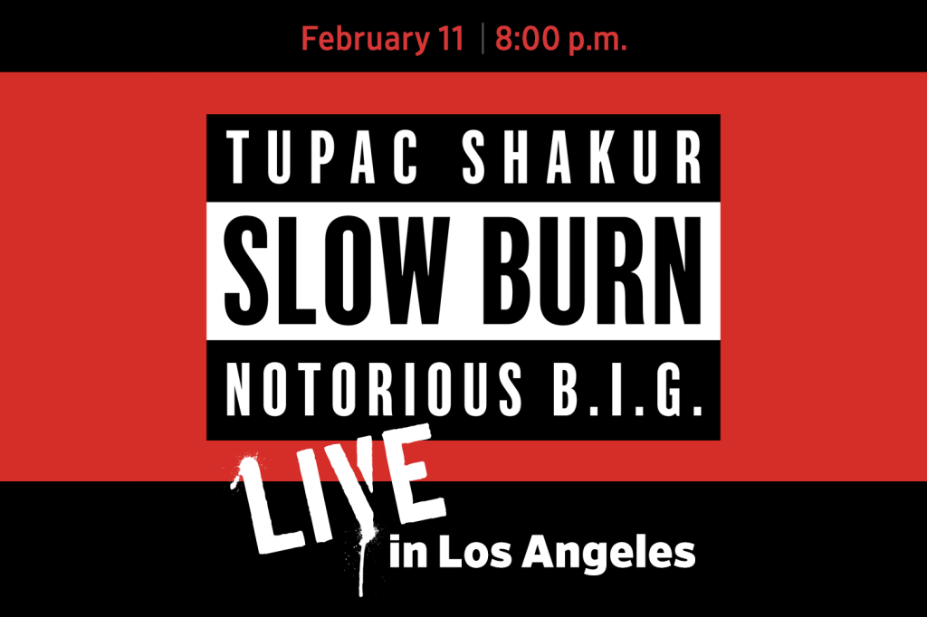 Slow Burn Live