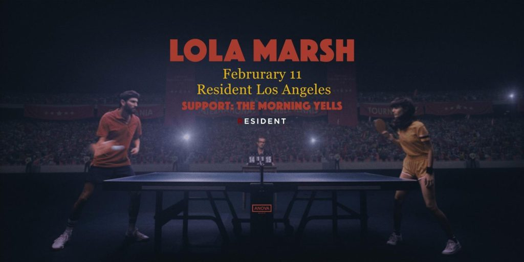 Lola Marsh, Morning Yells