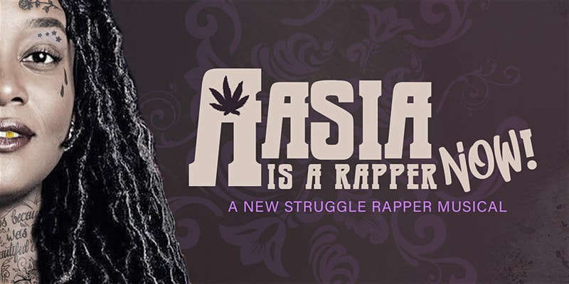 Aasia Is A Rapper Now!