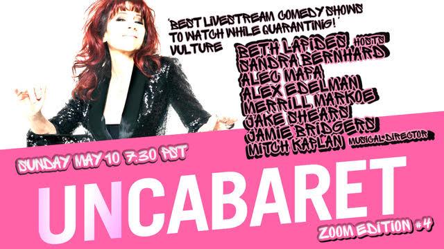 UnCabaret Live Stream!