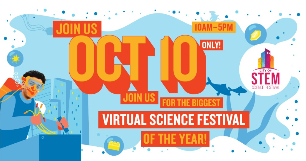 City of STEM – Virtual Event