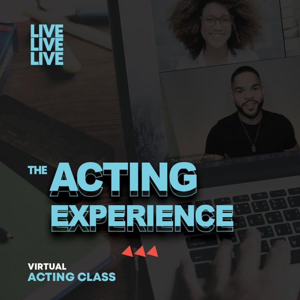 Virtual Acting Class