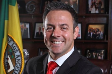 Joe Buscaino Mayor Run