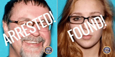 Former Tennessee Teacher In Custody, Student Safely Recovered
