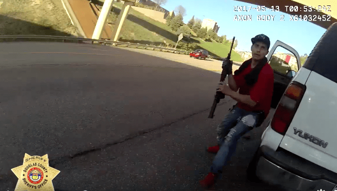 Video of Shooting Released by Douglas County Sheriff's Office