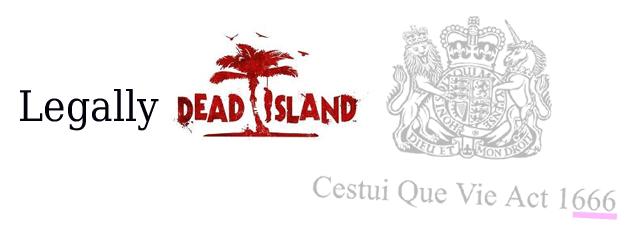 Legally dead island