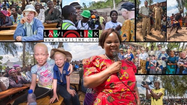 LAWILINK FOR THE ALBINO FESTIVAL