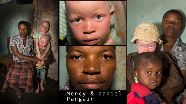 Mercy & Daniel Pangain