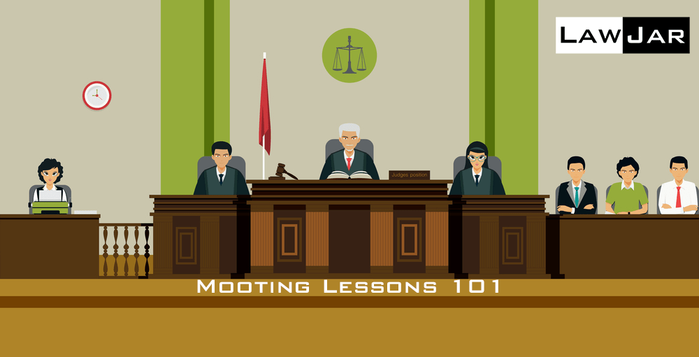 Mooting lessons 101: How a Moot Court competition works