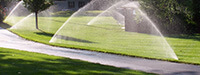 Sprinkler Repair Service