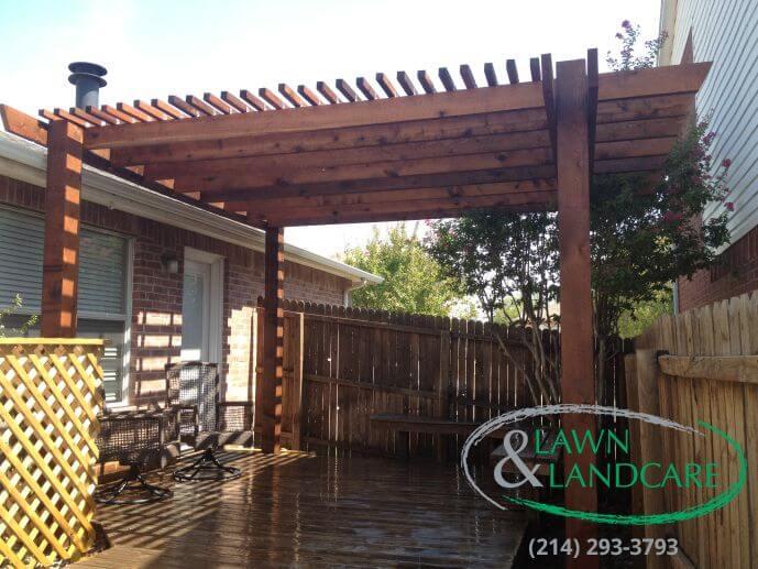 Pergola Installation Carrollton Texas
