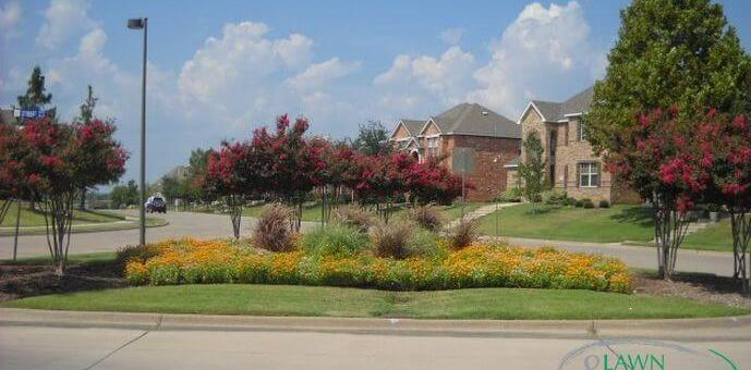 Little Elm Landscaping Company, Project by Lawn and Landcare