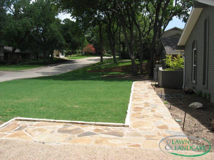 Landscaping company design in Highland