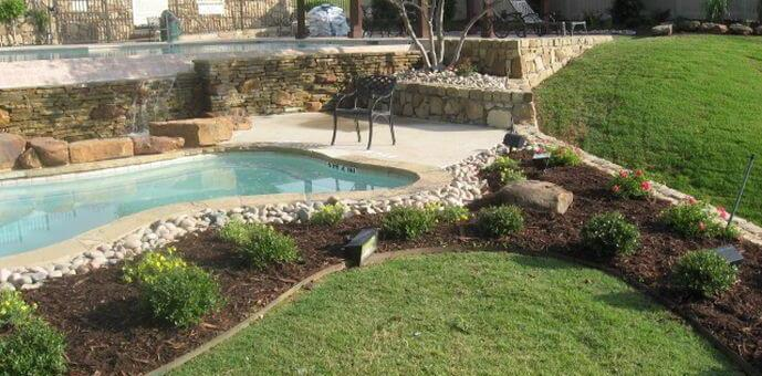Lawn Care Services in Plano TX by Lawn and Landcare