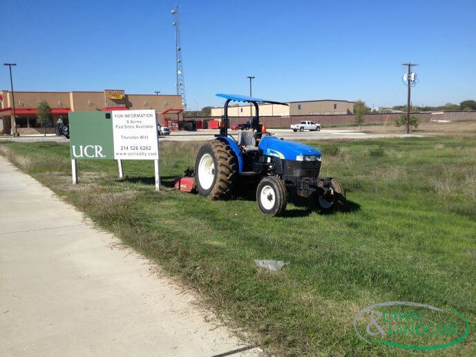 farm lawn acreage cleanup