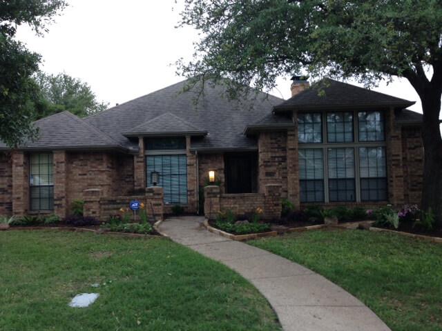 carrollton texas landscaping design