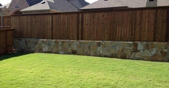frisco texas landscaping