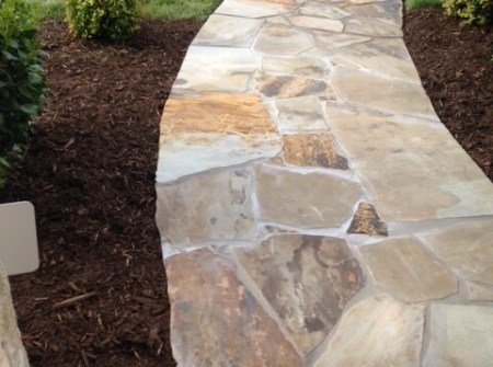 examples of masonry work for dallas hardscaping