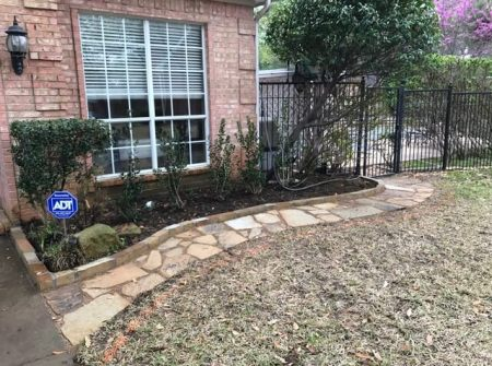 hardscaping landscaping examples