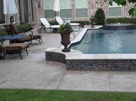 fountain design for north dallas